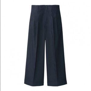 Uniqlo Wide Leg Denim Jeans